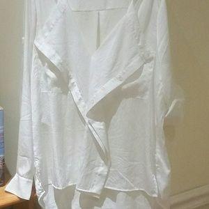 Etsy Dress blouse nwot size small